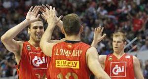Enhorabuena a los jugadores del Cai Zaragoza por el pase a semifinales