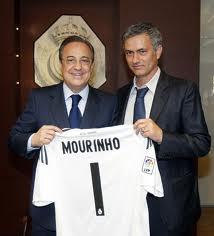 Presentación Mourinho Real Madrid