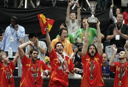 GAsol no jugó la final del 2006 y España ganó por 30. Sin embargo, en sus otras dos ausencias en la selección España no consiguió medalla. ¿Qué pasará este año?