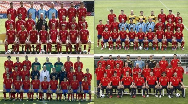 Selección 2008-2014