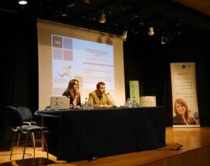 Foto de AEPSAD del evento realizado en ISEP
